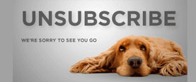 An Invitation to Unsubscribe