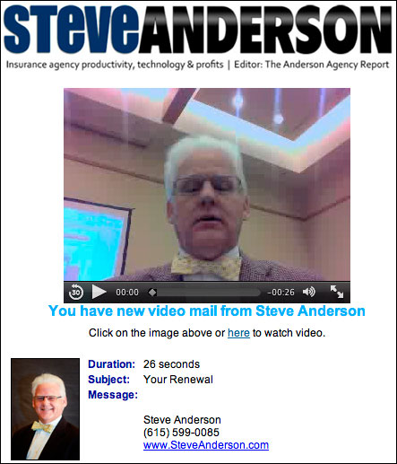 Connect using video emails with eyejot steve andersons techtips eyejot email example reheart Choice Image