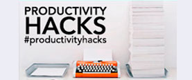 Increase Productivity by Reducing Keystrokes