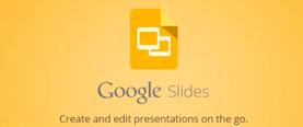 Google Slides: Kick the PowerPoint Habit