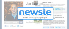 Find Out When Prospects Appear Online Using Newsle