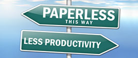 Becoming a Paperless Producer