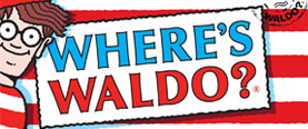"""Does Your Office Play """"Where's Waldo?"""""""